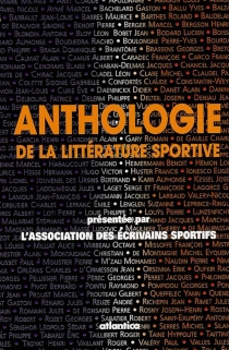 Anthologie de la littérature sportive -