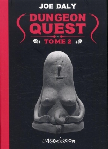 Dungeon quest - Joe Daly