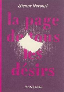 La page de tous les désirs - ÉtienneLécroart