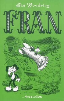 Fran - Jim Woodring