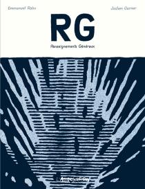 RG : renseignements généraux : lecture chromatique des Aventures de Tintin (1929-1976), Hergé - JochenGerner