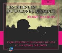 Les silences du colonel Bramble - AndréMaurois