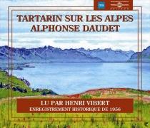 Tartarin sur les Alpes - AlphonseDaudet