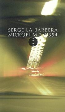 Microfilm 2mi354 - SergeLa Barbera