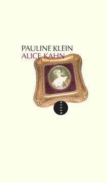 Alice Kahn - PaulineKlein