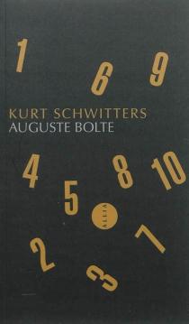 Auguste Bolte - KurtSchwitters