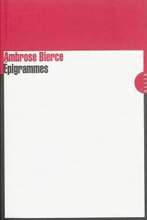 Epigrammes - AmbroseBierce