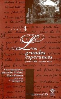 Correspondance Alexandre Vialatte-Henri Pourrat, 1916-1959 - HenriPourrat