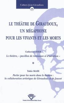 Cahiers Jean Giraudoux, n° 39 - YukieMase