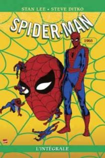 Spider-Man : l'intégrale - SteveDitko