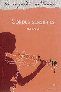 Cordes sensibles ou Le rapt du Sarasate - MaxGenève