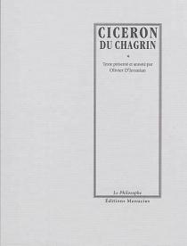 Du chagrin - Cicéron