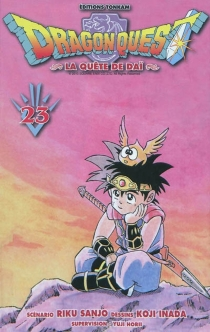 Dragon Quest : la quête de Daï - KojiInada