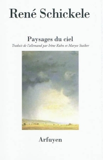Paysages du ciel - RenéSchickele