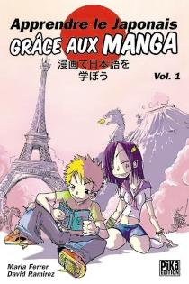 Apprendre le japonais grâce aux mangas - MariaFerrer