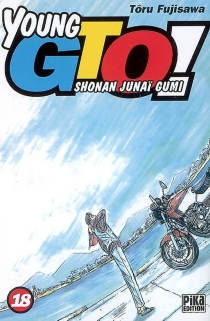 Young GTO ! : Shonan junaï gumi - TooruFujisawa