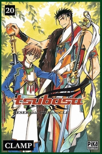 Tsubasa : reservoir chronicle - Clamp
