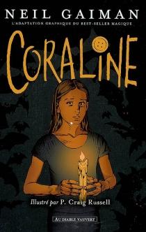 Coraline - NeilGaiman