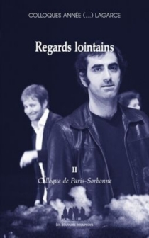 Colloques année (...) Lagarce - Colloque Jean-Luc Lagarce