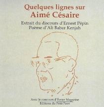 Quelques mots sur Aimé Césaire - Ali BabarKenjah