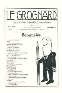 Grognard (Le), n° 10 -