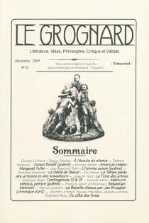 Grognard (Le), n° 12 -