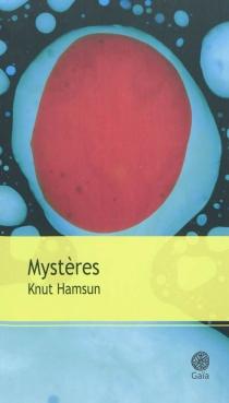 Mystères - KnutHamsun