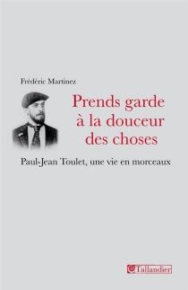 Prends garde à la douceur des choses : Paul-Jean Toulet, une vie en morceaux - FrédéricMartinez