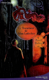 Le testament de Silas Lydecker - PaulHalter