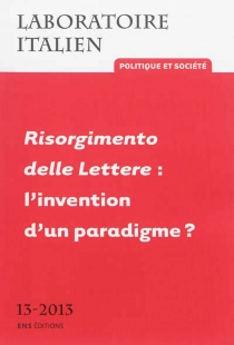 Laboratoire italien, n° 13 -