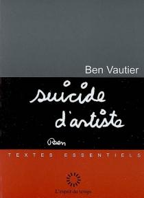 Suicide d'artiste - Ben