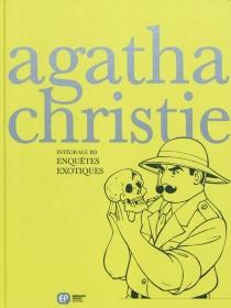 Intégrale Agatha Christie en BD - Hughot