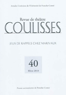 Coulisses, n° 40 -