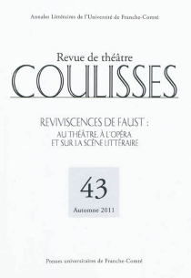 Coulisses, n° 43 -