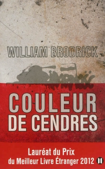 Couleur de cendres - William Brodrick
