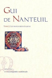 Gui de Nanteuil : chanson de geste -