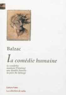 Etudes de moeurs| La comédie humaine | Premier livre : 2 - Honoré deBalzac