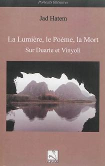 La lumière, le poème, la mort : sur Duarte et Vinyoli - JadHatem