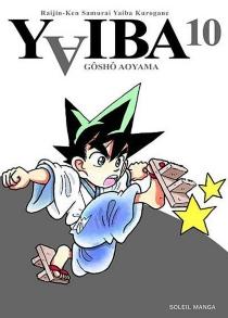 Yaiba : raijin-ken samurai Yaiba kurogane - GoshoAoyama