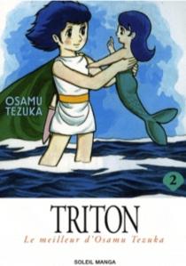 Triton - OsamuTezuka