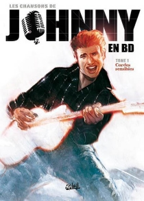 Les chansons de Johnny en BD - Johnny Hallyday