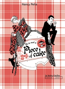 It is not a piece of cake - NancyPena