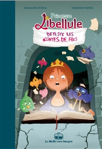 Princesse Libellule - AlexandreArlène