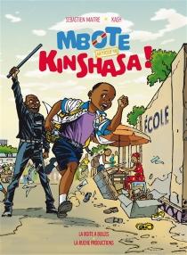 Mbote Kinshasa ! : article 15 - Kash