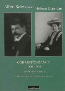 Albert Schweitzer-Hélène Bresslau - HélèneBresslau