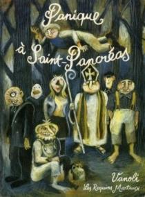 Panique à Saint-Pancréas - VincentVanoli