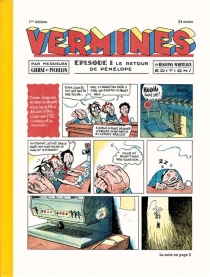 Vermines - Guillaume Guerse