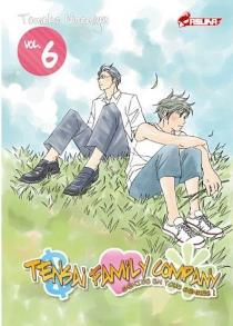 Tensai family company : génies en tous genres ! - TomokoNinomiya