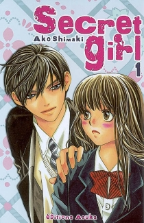 Secret girl - Ako Shimaki