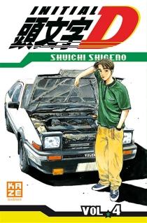 Initial D - ShûichiShigeno